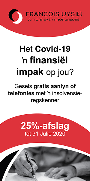 covid 19 financial insolvent advice francois uys attorneys